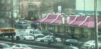 Laval Police operation