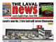 Laval News front page. Volume 24, Issue 02