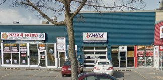 Omda Restaurant, Cure-Labelle, Chomedey, Laval