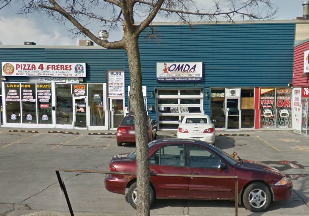 """** UPDATE ** – Shots fired in front of """"Omda"""" restaurant in Laval"""