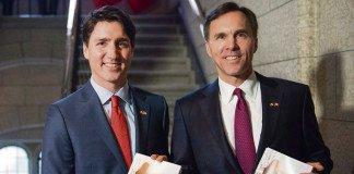 Trudeau / Morneau