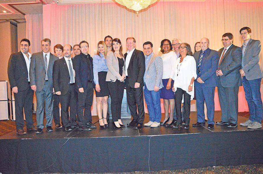 Mouvement Lavallois City councillors
