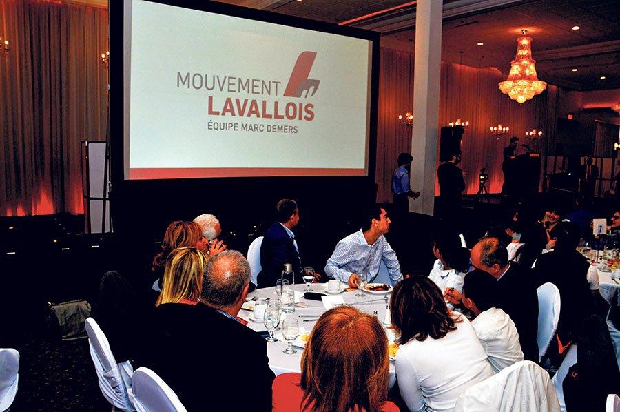 Mouvement Lavallois new logo