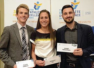 Foundation for Athletic Excellence Bursaries Awarded to 55 Student-athletes.