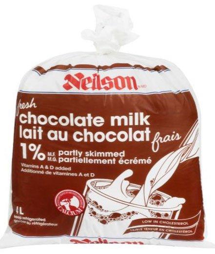 RECALL:  Neilson brand Partly Skimmed Chocolate Milk recalled due to Listeria monocytogenes