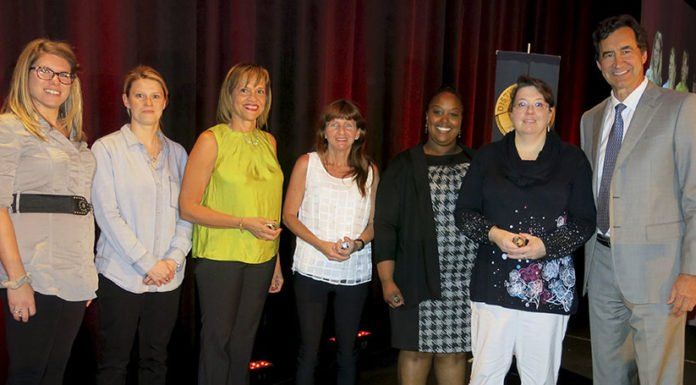 Jean Coutu honours Employees
