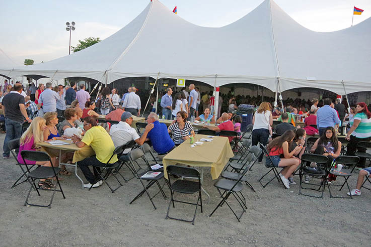 Laval Armenian Festival 2016