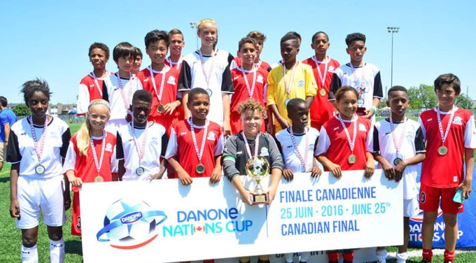 Danone Nations Cup Canadian Final