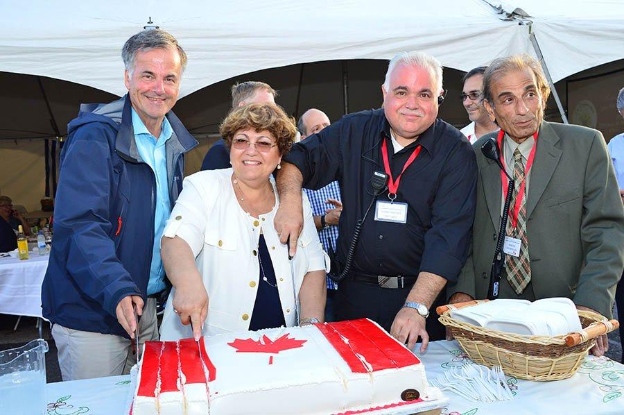 Laval Hellenic Summer Festival 2016