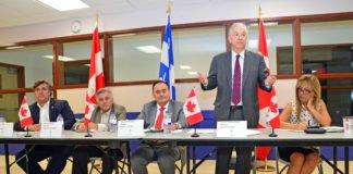 Electoral system reformists seek local feedback