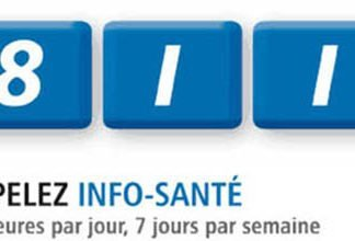 Info Sante 811