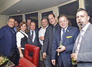 Hellenic Board Trade's cigar tasting event on Jan. 25. 2017