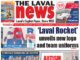 Front page image of The Laval News Volume 25 Number 03
