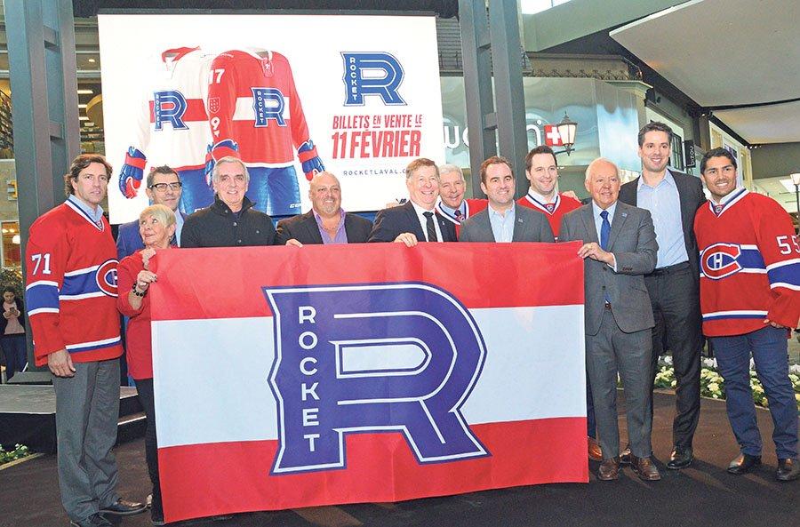 Laval Rocket unveils new logo  b17383c35