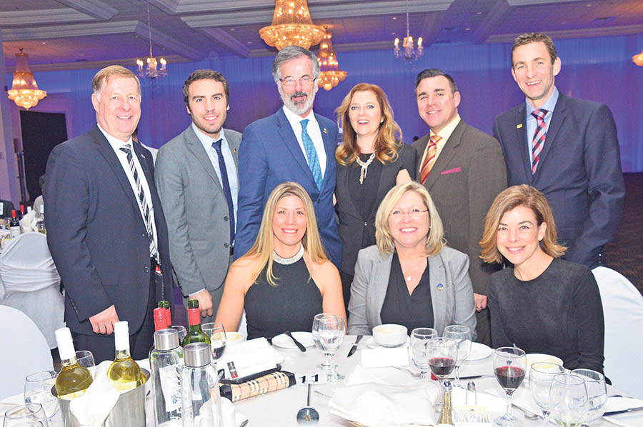 Sir Wilfrid Laurier Foundation winter gala 2017