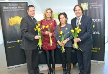 Cancer Society launches Laval/Lanaudière Daffodil Month