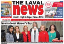Front page image of The Laval News Volume 25 Number 05