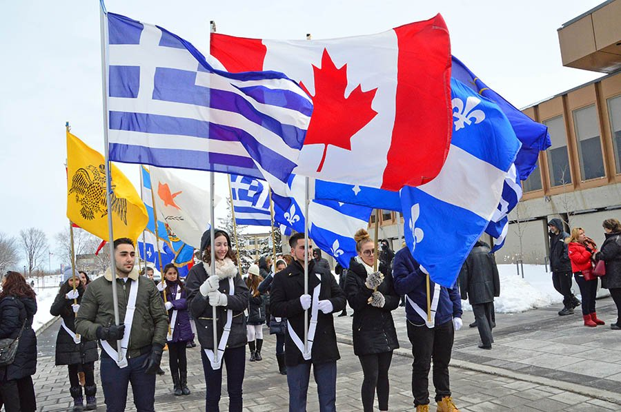 City of Laval marks 196th anniversary of Greek Independence