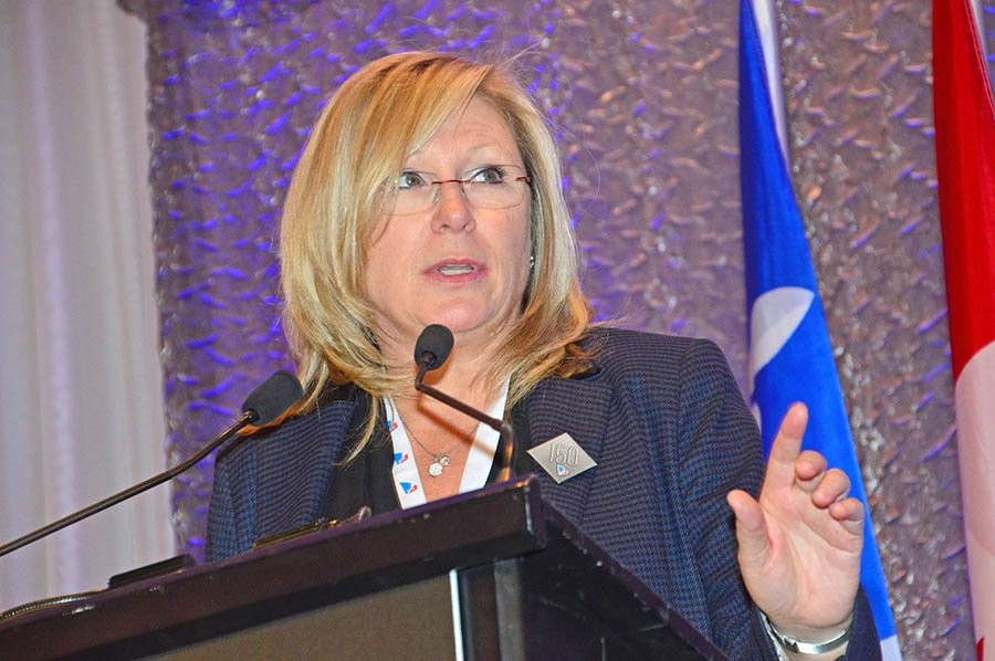 Quebec must rebuild restaurant and hospitality work force, says Francine Charbonneau