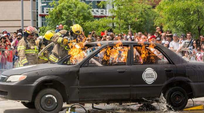 Laval Fireman's Festival