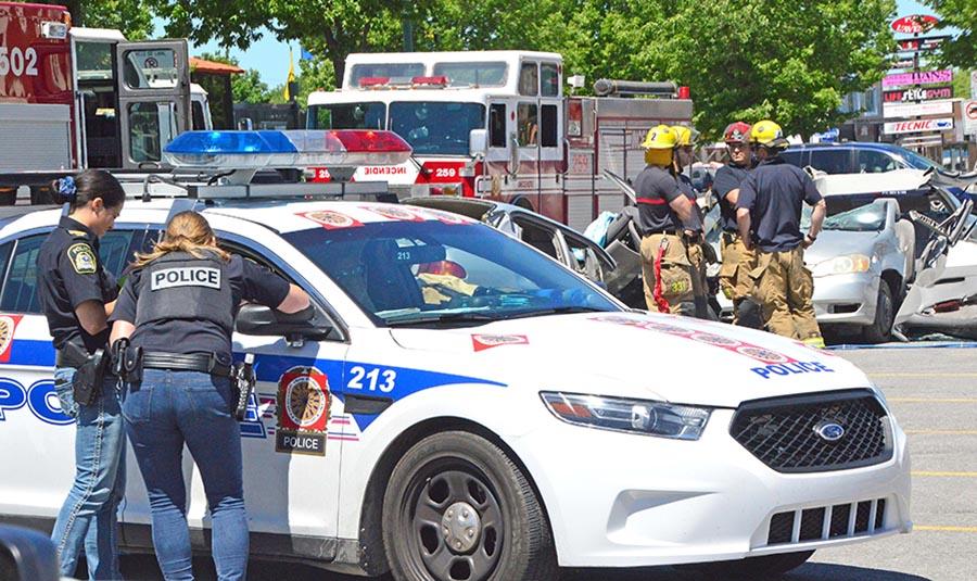 Laval Police warn speeding motorists