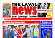 Front page image of The Laval News Volume 25 Number 14