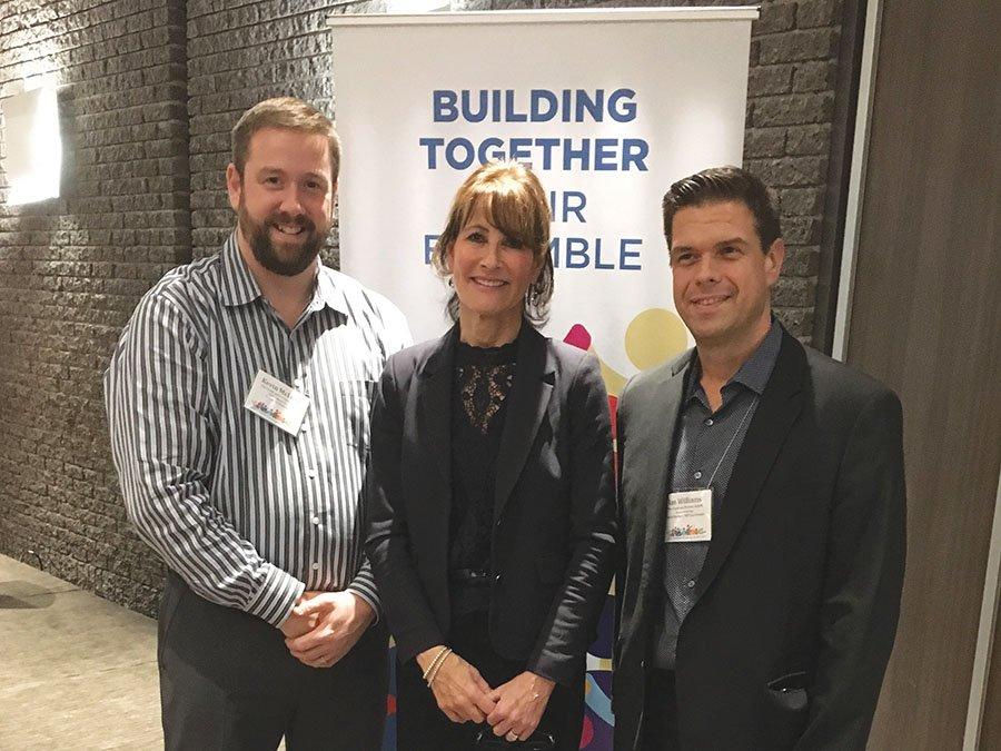 """Building Together"" conference"