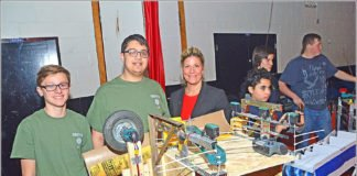 Laval Senior Academy hosts 2018 CRC Robotics Competition