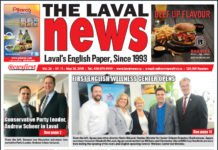 Front page image of The Laval News Volume 11