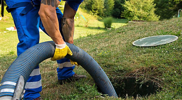 New septic tank emptying service in Laval