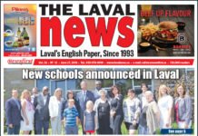 Front page image of The Laval News Volume 26 Number 13