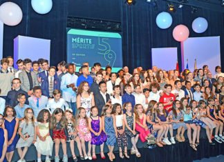 Laval's young athletes honored at 59th Mérite sportif awards