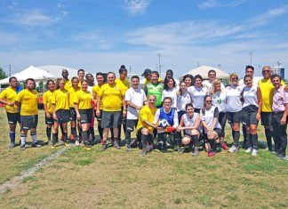 Laval's MPs and MNAs defeat city councillors 6 – 4 in soccer match