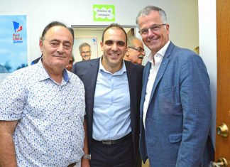 Incumbent Liberal Guy Ouellette seeks a fifth term in office