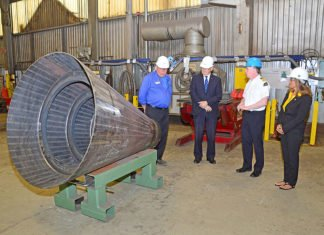 Laval-based engineering firm supplies buoys to Canadian Coast Guard