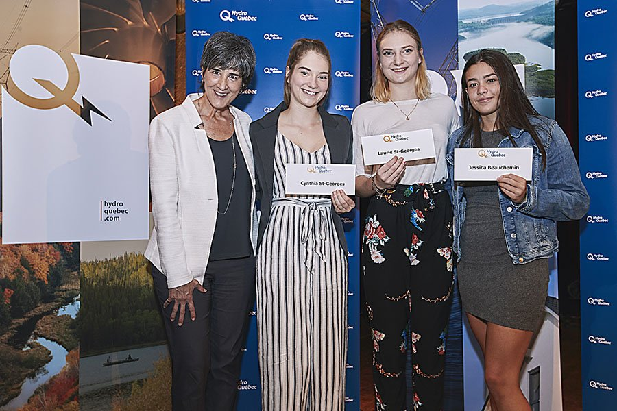 Three Laval student-athletes awarded bursaries by FAEQ