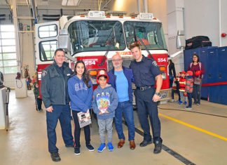 'Open house' at Laval's firehalls.