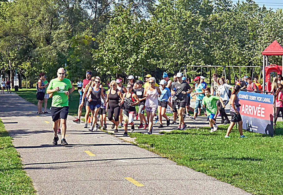 Laval holds its second Terry Fox Run in over a decade