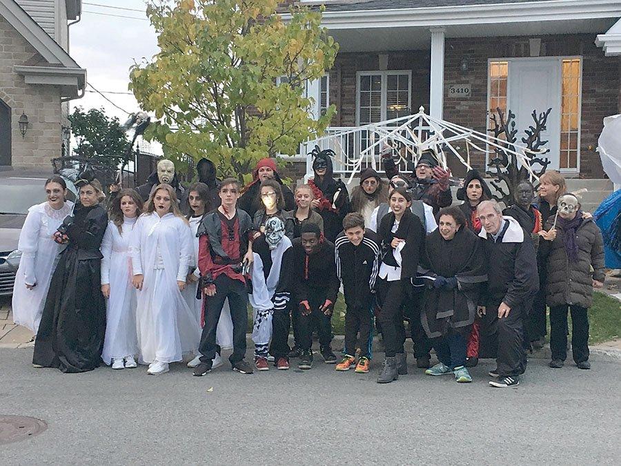 Halloween 2018.