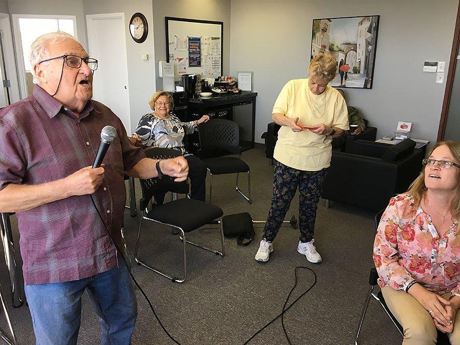 Agape English-Speaking Senior Wellness Centre