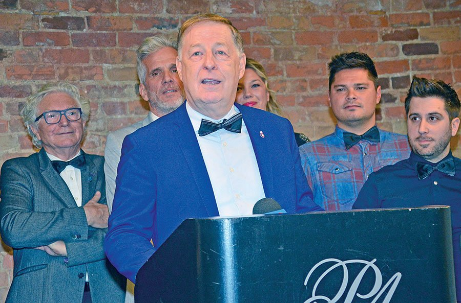 Mayor Marc Demers opens up about his prostate cancer diagnosis
