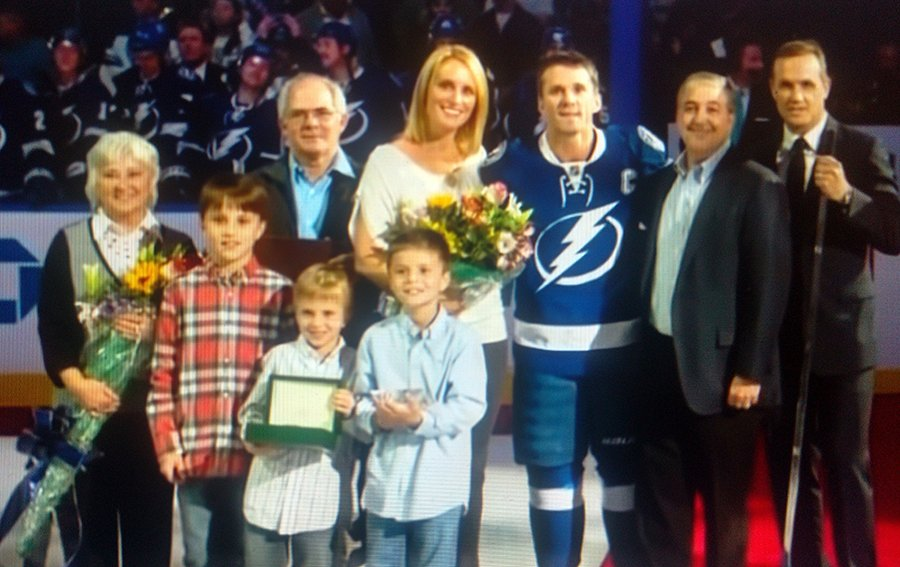 Laval favourite son Martin St. Louis inducted into the Hockey Hall of Fame