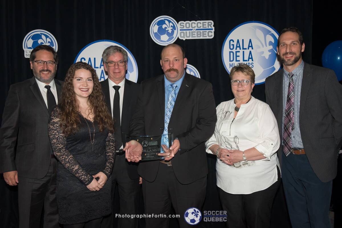Laval Regional Soccer Association had a great year