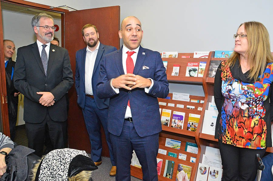 Report on consultation with English Quebecers gets thumbs-up from Skeete