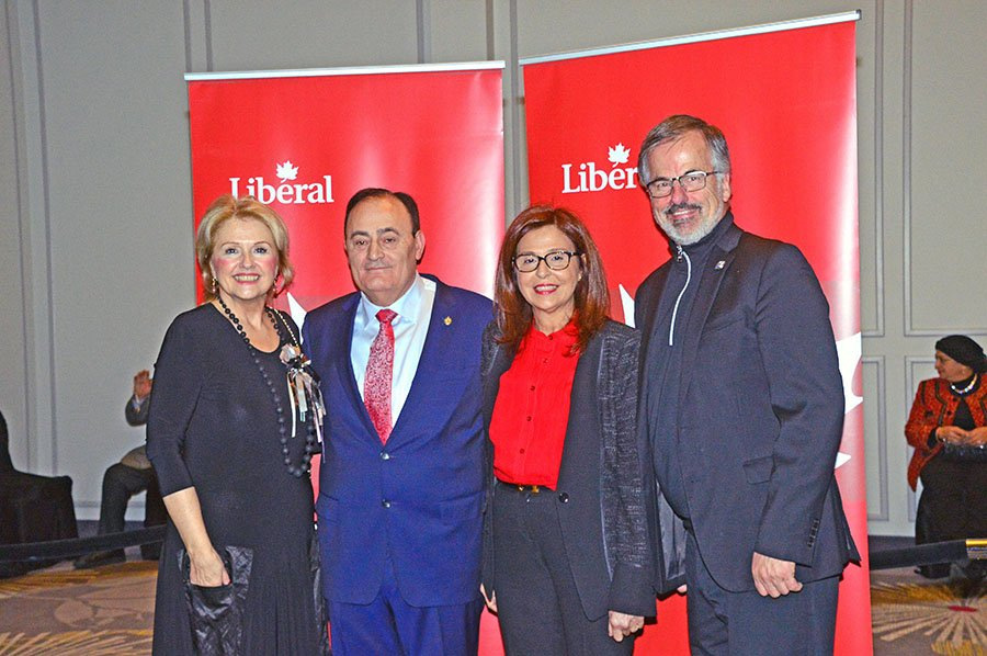 Fayçal El-Khoury running again for Liberals in Laval-Les Îles