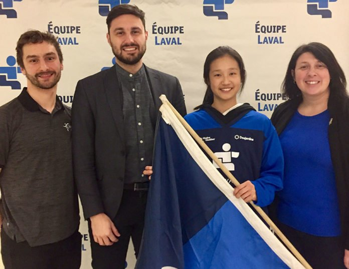 Laval delegation holds warmup for 2020 Jeux du Québec