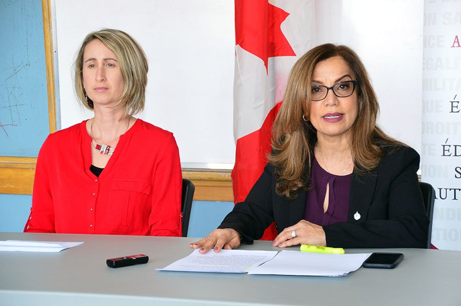 Federal investment to help improve Laval women's economic security