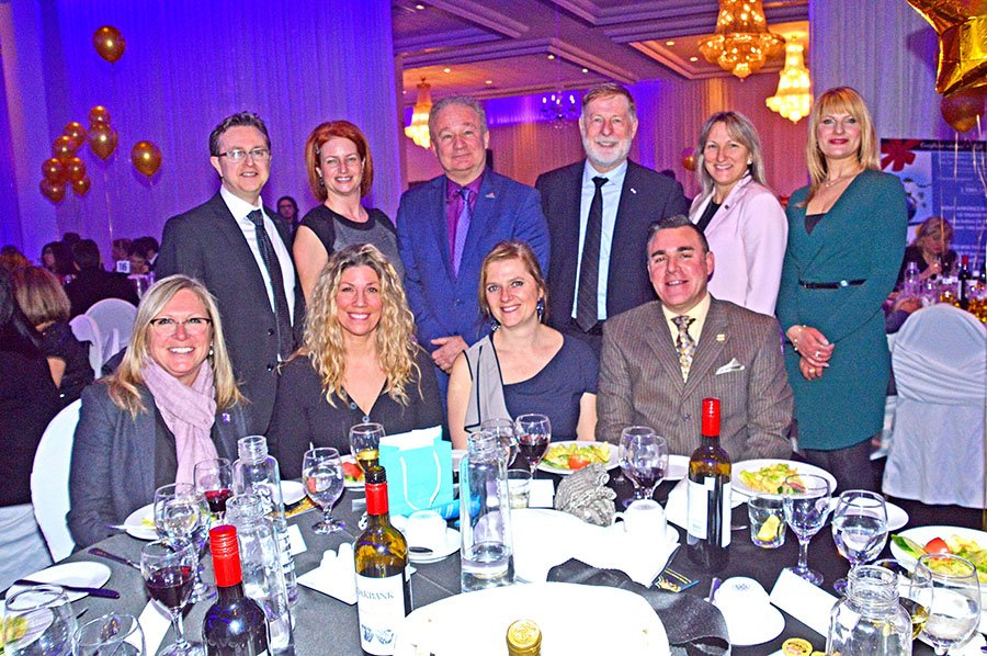 The Sir Wilfrid Laurier Foundation's Annual Gala fundraiser raised $48,265 for educational equipment, programs and resources at schools and training centres across the Sir Wilfrid Laurier School Board's territory in the Laval, Laurentian and Lanaudière regions.