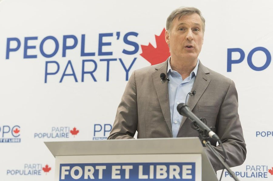 People's Party of Canada has high hopes for 2019