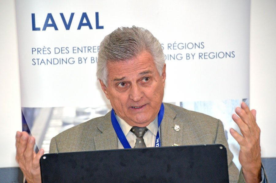 Mecaer America is putting $1.2 million Ottawa subsidy to good use